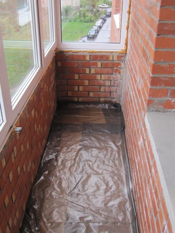 Для теплоизоляции крыши ткань
